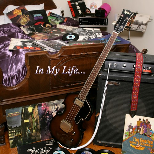 In My Life - The Rock N Roll History of Anton Fury