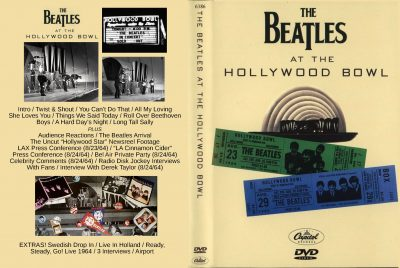 Beatles at the Hollywood Bowl