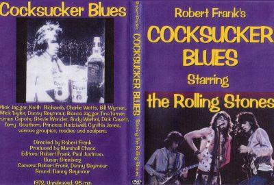 Rolling Stones - Cocksucker Blues