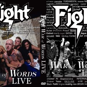 Fight - War of Words Live