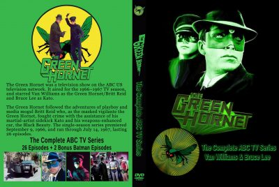 Green Hornet TV Show 1966