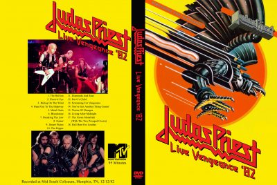 Judas Priest - Live Vengeance 1982