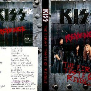 Kiss - The First Taste of Revenge