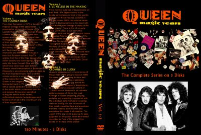 Queen - The Magic Years