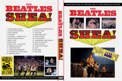 The Beatles at Shea - Original ABC -TV 35MM Broadcast