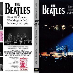 The Beatles - First US Concert - Washington, DC - Feb. 11, 1964