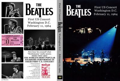 The Beatles - First US Concert - Washington, DC - Feb. 11, 1964