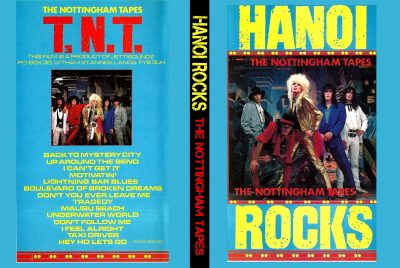 Hanoi Rocks – The Nottingham Tapes
