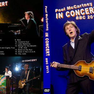 Paul McCartney - In Concert BBC 2013