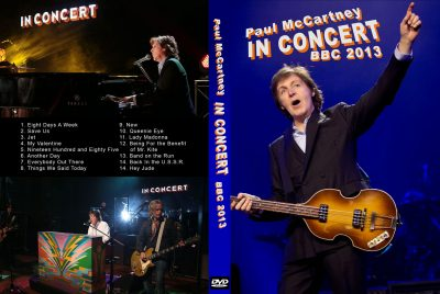 Paul McCartney - In Concert BBC 2013