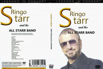 Ringo Starr and His All Starr Band Legends In Concert
