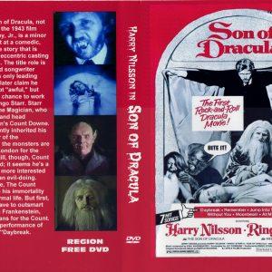 Son of Dracula --- Ringo - Harry Nilson