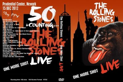 Rolling Stones 50 & Counting - One More Shot Live