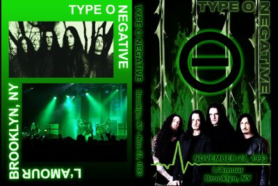 Type O Negative – L'Amour, Brooklyn '93
