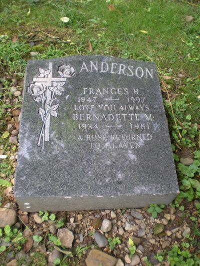 Genuine Granite Tombstones, Grave Markers, Grave Stones, Head Stones