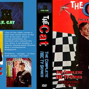 T.H.E. Cat TV Show 1966 - 1967