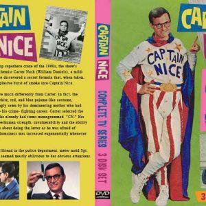 Captain Nice - 1967 TV Show