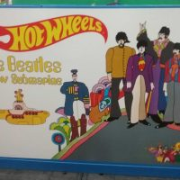 Beatles Hot Wheels Yellow Submarine - Sweet N Evil