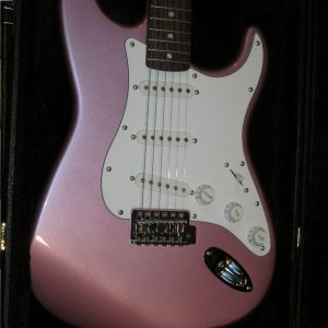 2016 Fender Squire Stratocaster - Sweet N Evil