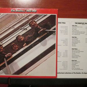 The Beatles 1962-1966 Record - Sweet N Evil