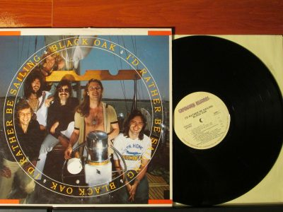 Black Oak Arkansas - I'd Rather Be Sailing - Sweet N Evil