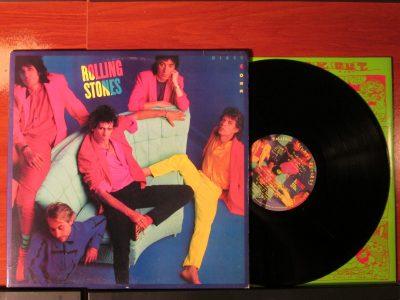 Rolling Stones - Dirty Work - Sweet N Evil