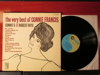 Connie Francis - The Very Best of Connie Francis - Sweet N Evil