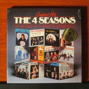 The 4 Seasons Greatest Hits - Sweet N Evil