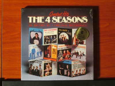 The 4 Seasons Greatest Hits - Sweet N Evil