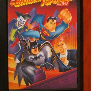 The Batman Superman Movie - DVD - Sweet N Evil