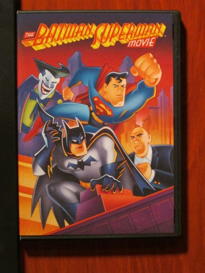 The Batman Superman Movie - DVD - Sweet N Evil