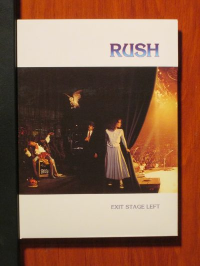 Rush - Exit Stage Left - DVD - Sweet N Evil