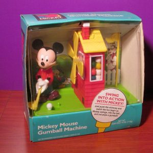 Mickey Mouse Gumball Machine - Sweet N Evil