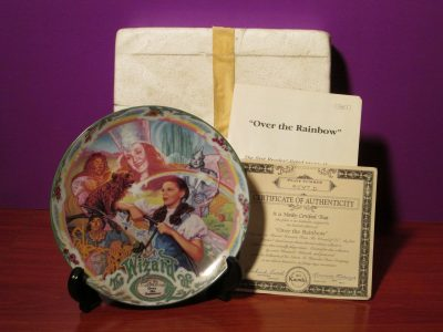 The Wizard of Oz - Over the Rainbow Music Plate - Sweet N Evil