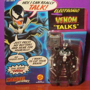 Toy Biz Talking Venom - Sweet N Evil