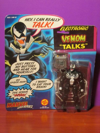 Toy Biz Talking Venom - Sweet N Evil