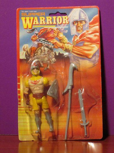 Supper Warrior - Sweet N Evil