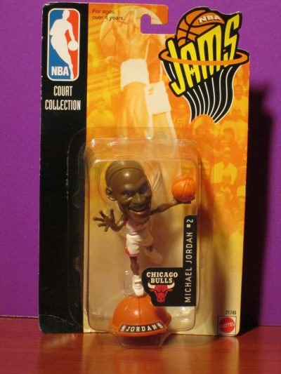 Chicago Bulls - NBA Jams Michael Jordan- Sweet N Evil