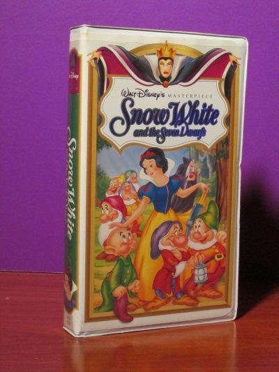 Disney Masterpiece - Snow White - VHS - Sweet N Evil