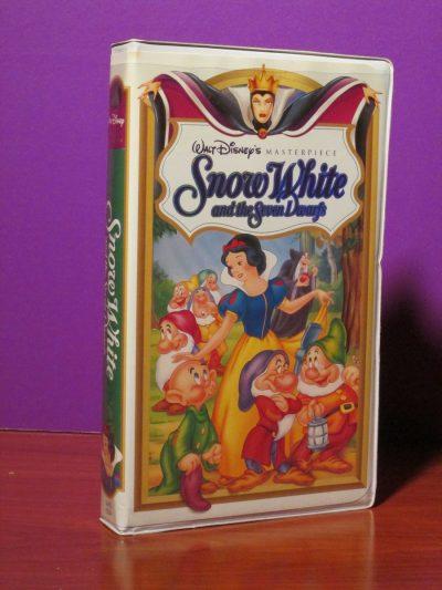 Disney Masterpiece - Snow White - VHS - Sweet N Evil