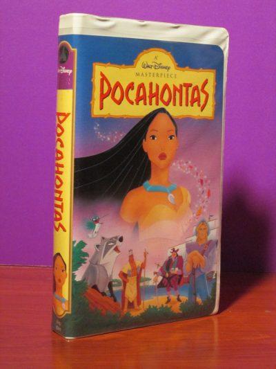 Disney Masterpiece - Pocahontas - VHS - Sweet N Evil
