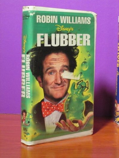 Disney - Flubber - Sweet N Evil