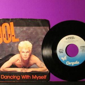 Billy Idol - Dancing With Myself - Sweet N Evil