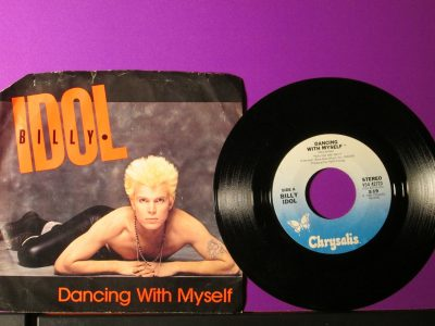 Billy Idol - Dancing With Myself - Sweet N Evil