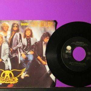 Aerosmith - Dude (Looks Like a Lady) - Sweet N Evil