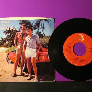 Mike Post - Theme From Magnum P.I. - Sweet N Evil