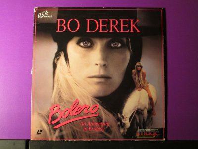 Bo Derek - Bolero - Laser Disk - Laser Vision - Sweet N Evil