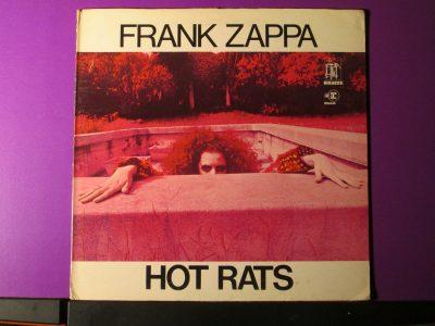Frank Zappa - Hot Rats - Bizarre - Promo - Sweet N Evil
