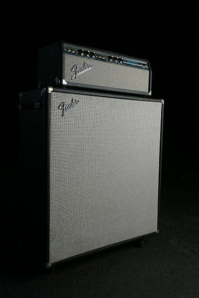 1972 Fender Bassman 50 & 1974 Bassman 2x15 - Sweet N Evil
