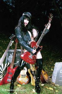 Rhiannon/Tracey -- Singer/Model - Sweet N Evil